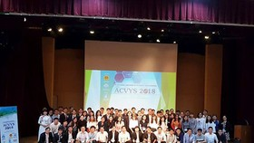 Scientific conference becomes playground for VN students in S. Korea