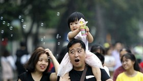 UNICEF Vietnam launches parenting site on Father's Day