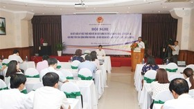 A mid-term review conference on Project 161 – which looks to implement and achieve the goals laid out by the ASEAN Socio-Cultural Community until 2025 – in the central region took place in Da Nang city on July 23 (Photo: VNA)