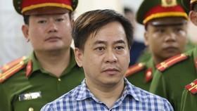 Phan Van Anh Vu at the court (Photo : VNA)