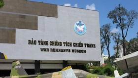 The War Remnants Museum, a tourist attraction in HCM City (Source: VNA)