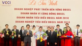 131 successful enterprises in Mekong delta hailed