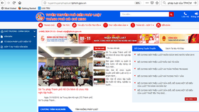 HCMC launches law website to raise people's awareness