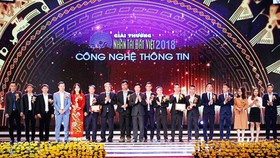 The 'Vietnamese Talent Awards 2018'. Photo by VTV