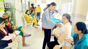 Mekong Delta runs out of five-in-one vaccine