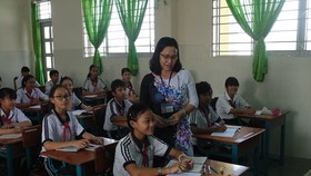 German language added in entrance exam into senior high schools in HCMC