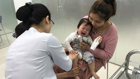More cases of measles in peak season
