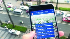 HCMC government agencies widely use apps for admin reform, management