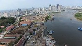 HCMC proposes converting Ba Son ship wharf into pier of river tour