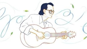 Vietnamese late talented composer honored on Google
