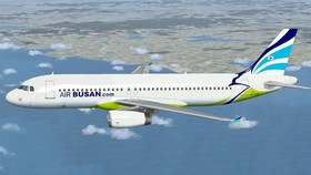 Air Busan increases flights to central Da Nang city