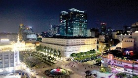 HCMC to renew walking street Nguyen Hue, Le Loi in downtown