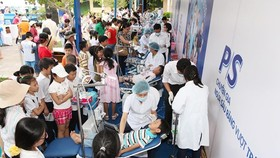 Free dental check-up provided to 400 patients to mark World Oral Health Day