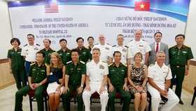 U.S. Indo-Pacific Command visits Military Hospital 175