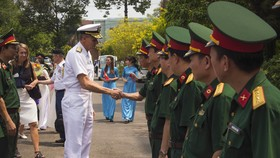 U.S. Indo-Pacific Commander completes first visit to Vietnam