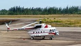 Helicopter tour Vung Tau – Con Dao opened