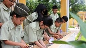 Soft-skilled training program organized for elementary pupils