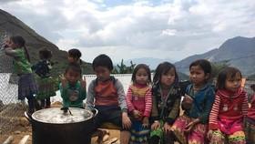 Children in mountainous district (Photo: TAT )