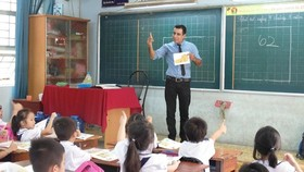 Name of English teachers in schools in HCMC publicized