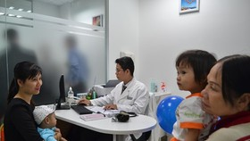 25 percent of HCMC kids below one year age unvaccinated