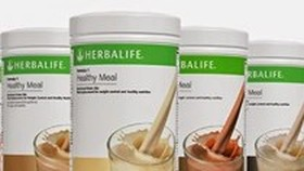 Vietnam checks heavy metal in Herbalife