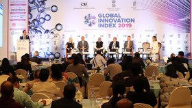 The ceremony to announce GII 2019 in India