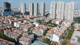 HCMC authorities' housing program under pressure because of overpopulation
