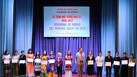 179 Vallet scholarships awarded to Vietnamese students