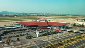 The bird-eye view of the Noi Bai International Airport in Hà Nội, which is operated by the Airport Corporation of Vietnam (ACV). - Photo noibaiairport.vn