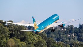 Vietnam Airlines granted license to operate Vietnam-US flights