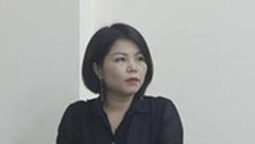 Policewoman Nguyen Thi Vung (Photo: SGGP)