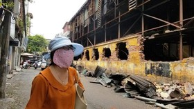PM orders to remedy environmental incident after Rang Dong blaze