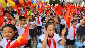 HCMC focuses on teaching students ideology, life skills