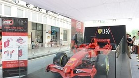 Formula 1 Hanoi to enhance capital city's image