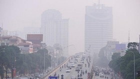Heavy concentration of particulate PM2.5 in air raises health alarms