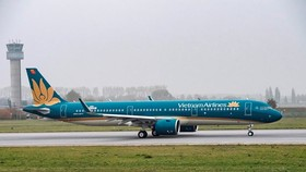A321neo aircraft of Vietnam Airlines