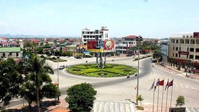A corner of Ha tinh city