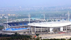 My Dinh Stadium where some of the 31st SEA Games sports will take place (Source: thethao.thanhnien.vn)