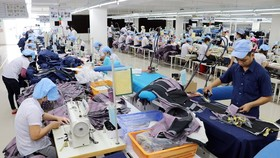 extile-garment and footwear industries are a magnet for investment from the RoK in the southern region (Photo: VNA)