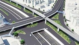 City changes investor of Nguyen Van Linh- Nguyen Huu Tho underground tunnel