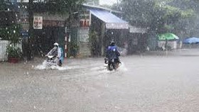 Severe weather warned in whole country