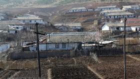 Drought strikes a DPRK province. (Source: AFP/VNA)
