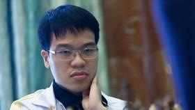 Vietnamese chess player Le Quang Liem (Photo: VNA)