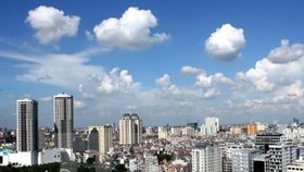 Hanoi posted a GRDP growth rate of 7.21 percent in the first six months of 2019 (Photo: VNA)
