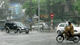 Southern region to suffer coming rainy days