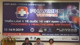 25 quốc gia và vùng lãnh thổ tham dự triển lãm y tế quốc tế Việt Nam lần thứ 14
