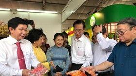 Chợ phiên nông sản TPHCM: Phát hiện và tôn vinh những sản phẩm nông nghiệp chủ lực của TPHCM