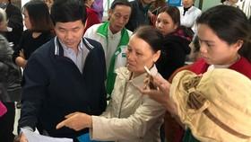 Bệnh viện ở Quảng Ngãi sáp nhập, bệnh nhân lo lắng