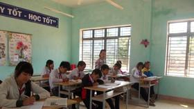Đề nghị Kho bạc Nhà nước Quảng Ngãi mở thanh toán lương hợp đồng cho giáo viên