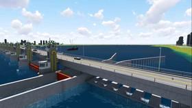 Hội Nghề cá Quảng Ngãi lo lắng nguồn lợi thủy sản, sinh kế dự án Đập dâng hạ lưu sông Trà Khúc